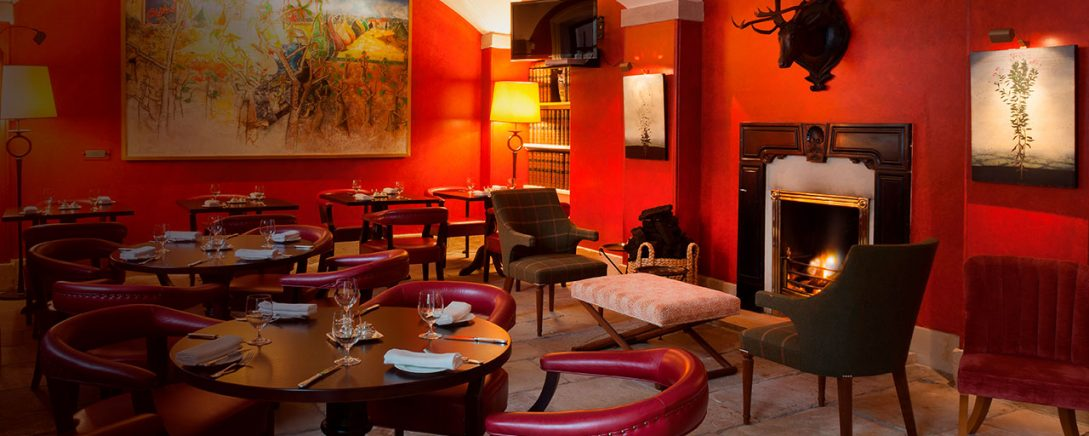 Ballyfin Demesne 5 Star Hotel Cellar Bar1