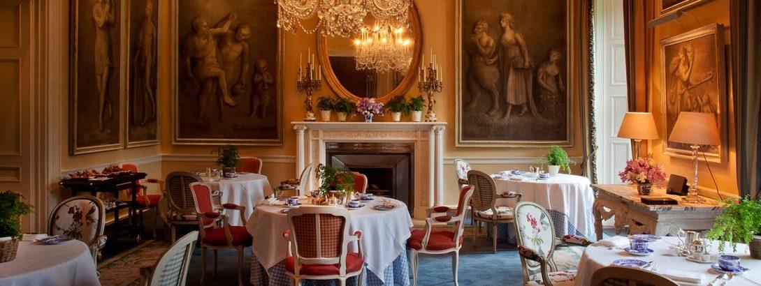 Ballyfin Demesne 5 Star Hotel Dining