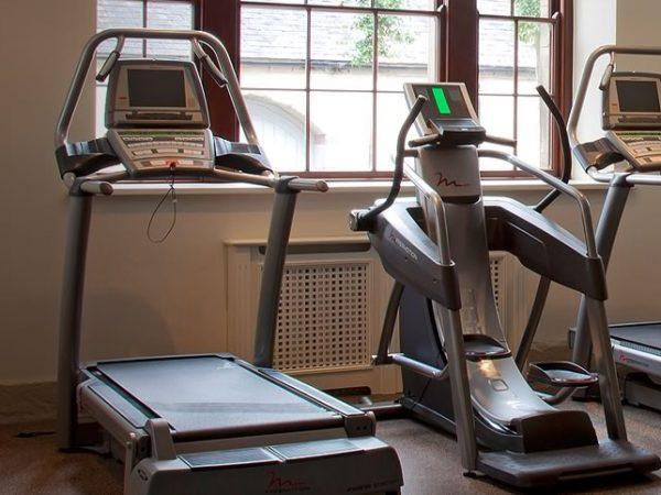 Ballyfin Demesne 5 Star Hotel Gym