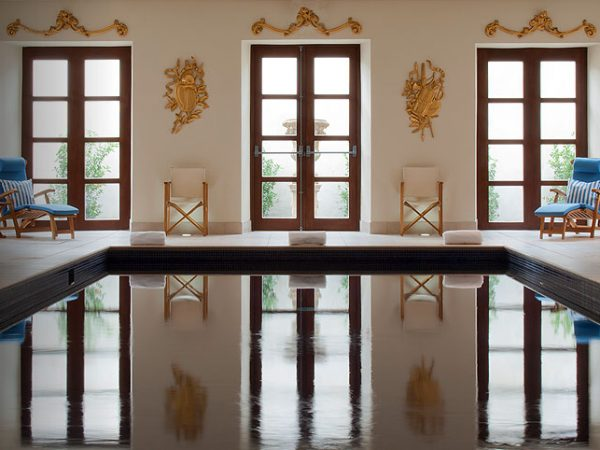 Ballyfin Demesne 5 Star Hotel Pool