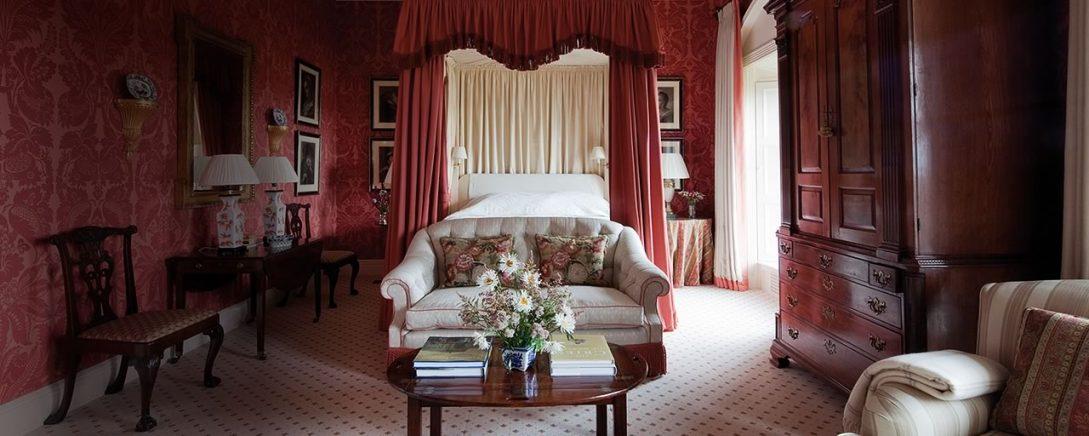 Ballyfin Demesne 5 Star Hotel The Butler