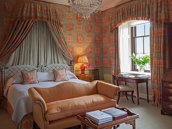 Ballyfin Demesne 5 Star Hotel The Dr Beaufort