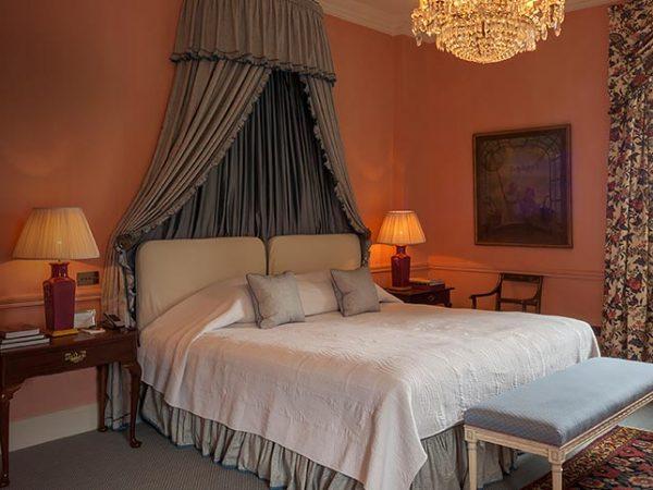 Ballyfin Demesne 5 Star Hotel The Lady Mornington