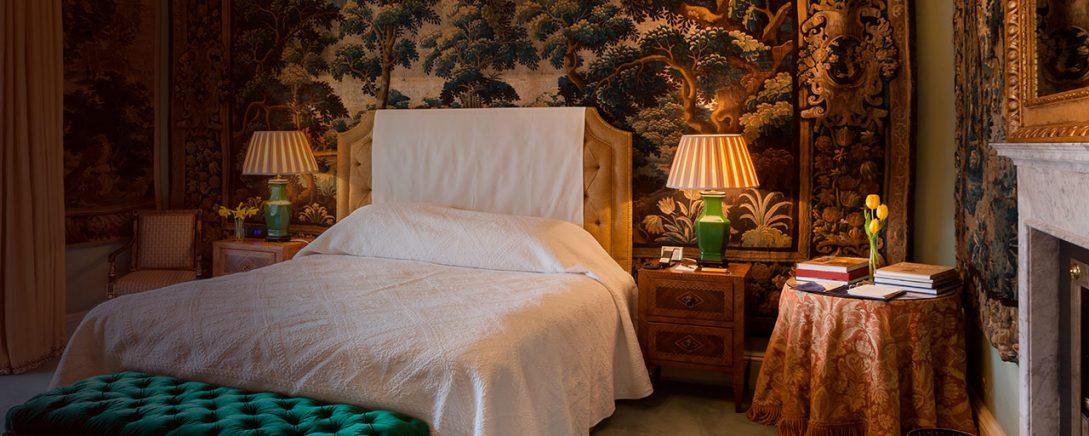 Ballyfin Demesne 5 Star Hotel The Tapestry
