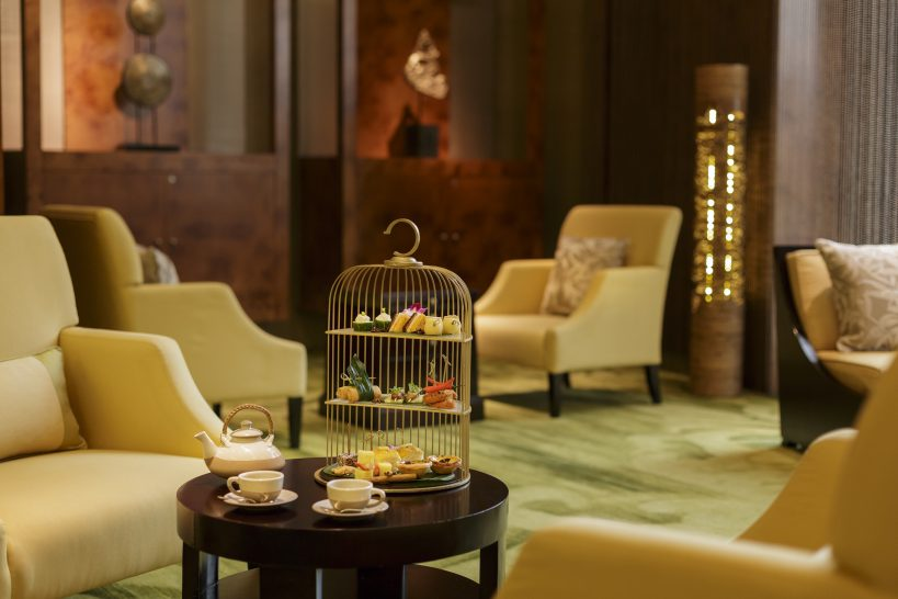 Banyan Tree Macau Banyan Lounge