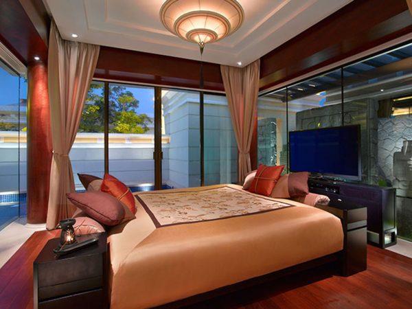 Banyan Tree Macau Banyan Reserve Pool Villa 2 Bedroom