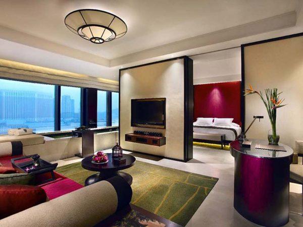 Banyan Tree Macau Banyan Tree Macau Banyan Pool Suite 2 Bedroom
