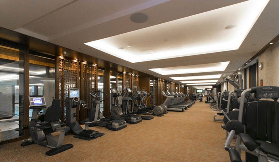 Banyan Tree Macau Gym