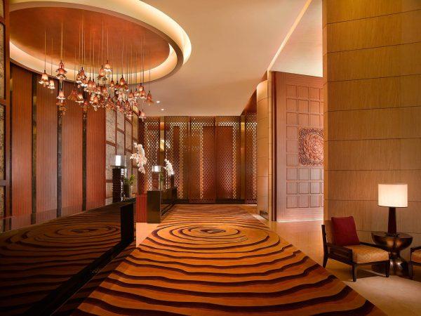 Banyan Tree Macau Hotel Lobby