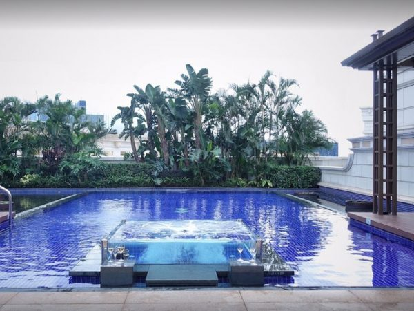 Banyan Tree Macau Pool
