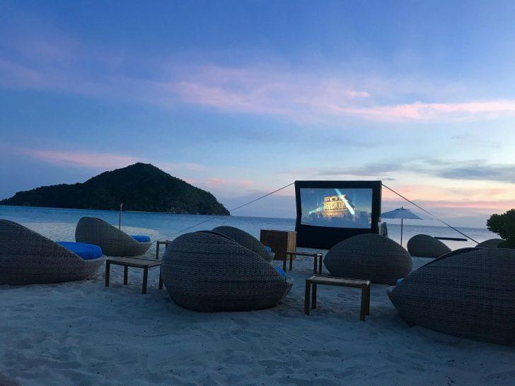 Bawah Reserve Beach Cinema
