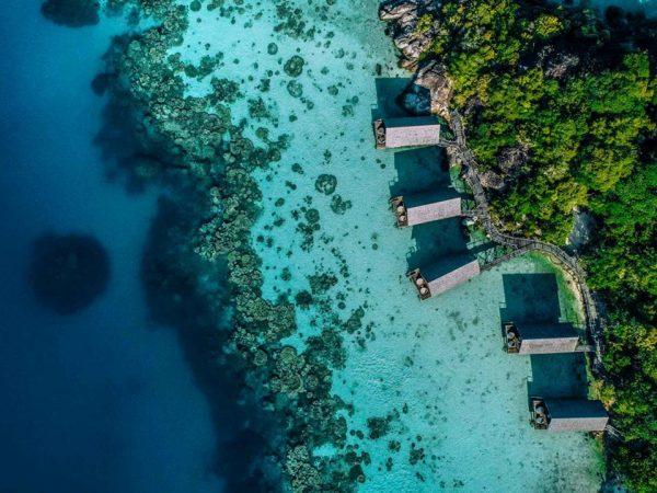 Bawah Reserve Island