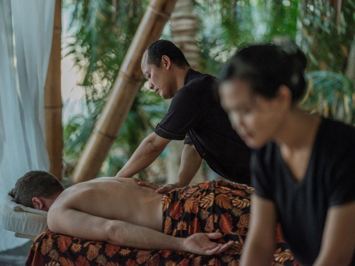 Bawah Reserve Spa Massage