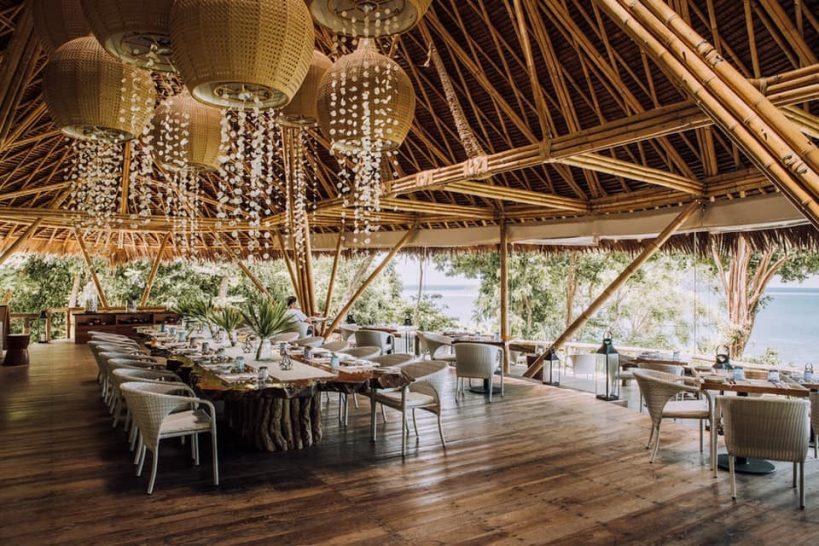 Bawah Reserve Treetops Restaurant