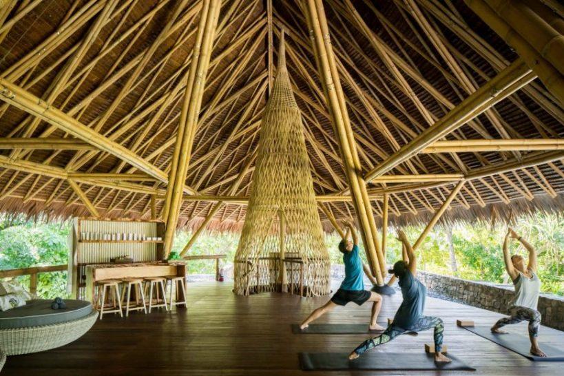 Bawah Reserve Yoga