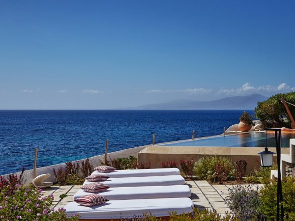 Belvedere Hotel Mykonos Island Suite With Private Pool