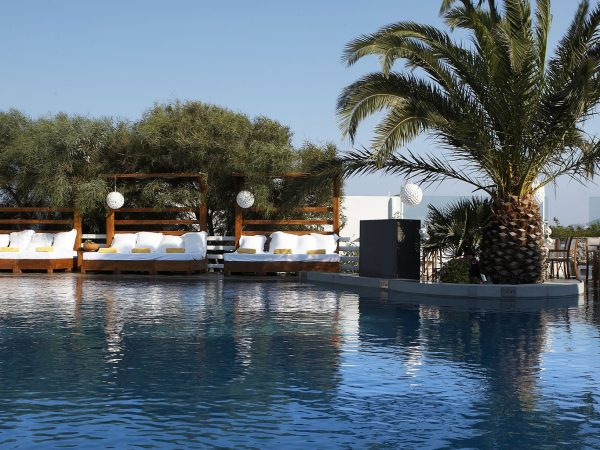 Belvedere Hotel Mykonos Outdoor Pool