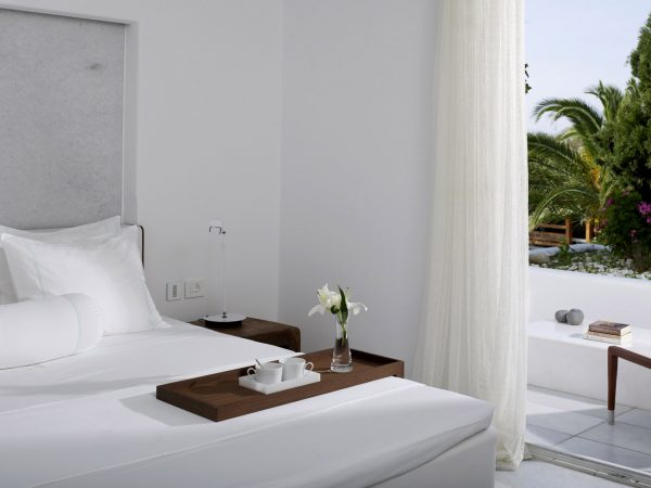 Belvedere Hotel Mykonos Standard Room Sea or Pool View