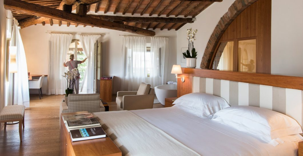Borgo San Felice Loggia Suite