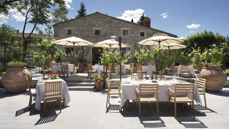 Borgo San Felice Osteria del Grigio