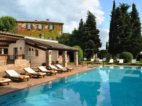 Borgo San Felice Pool