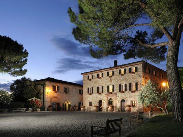 Borgo San Felice Sunset