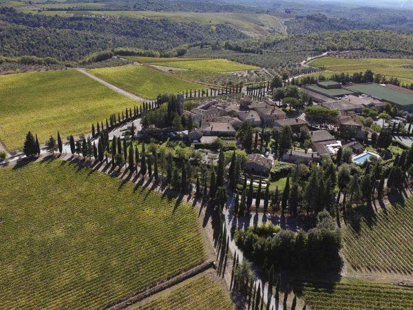 Borgo San Felice Toscana