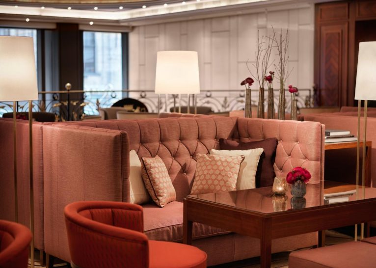 Capella Breidenbacher Hof Dsseldorf Lobby Lounge