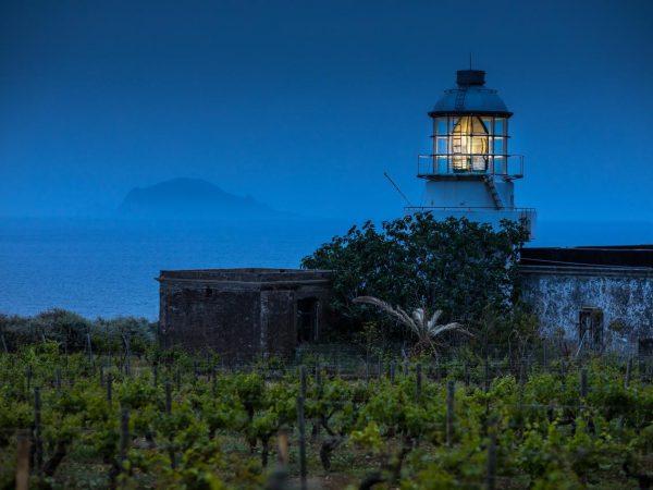 Capofaro Locanda and Malvasia Night View