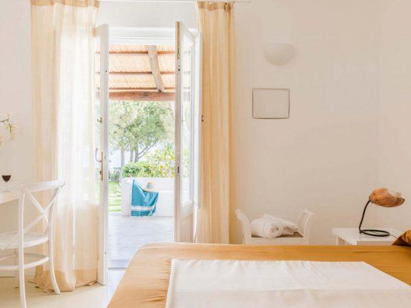 Capofaro Locanda and Malvasia Standard Room