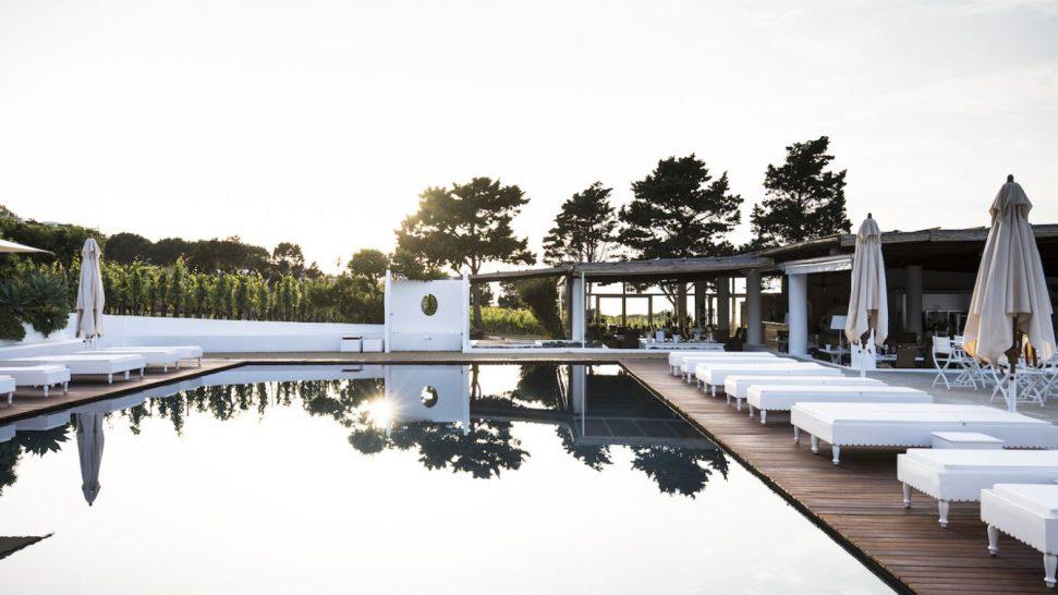 Capofaro Locanda and Malvasia pool