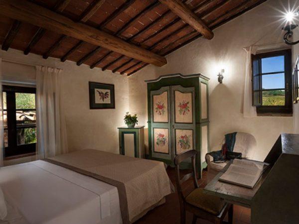 Castello di Spaltenna Classic Double Room