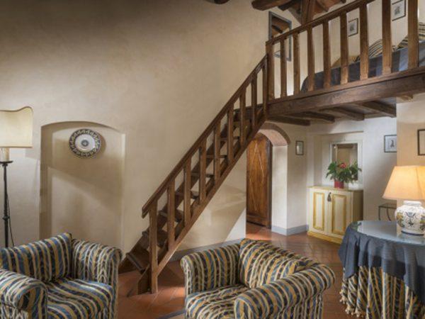 Castello di Spaltenna Exclusive Suite