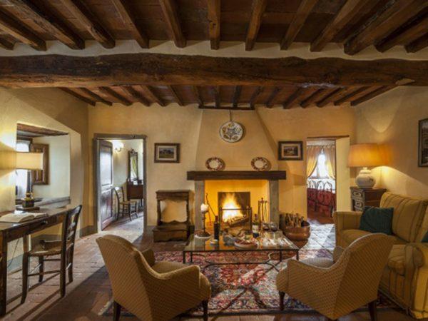 Castello di Spaltenna Family Suite