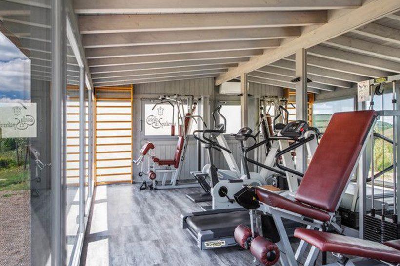 Castello di Spaltenna Gym