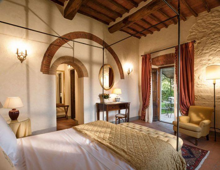 Castello di Spaltenna Jacuzzi Garden Suite