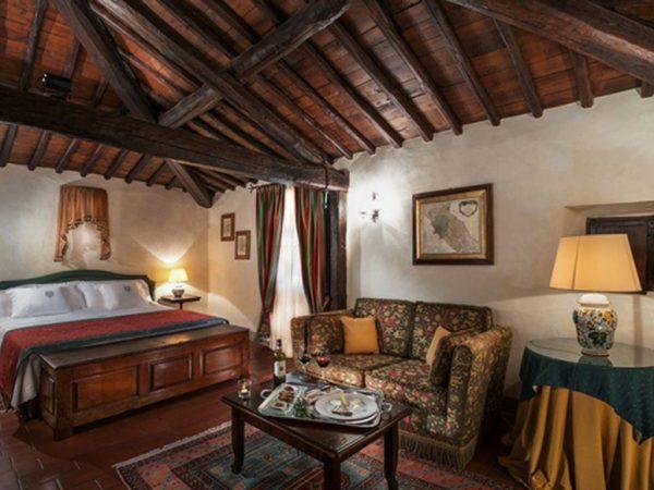 Castello di Spaltenna Junior Suite