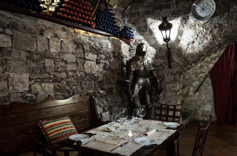 Castello di Spaltenna The Osteria