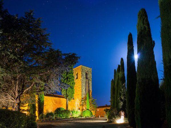 Castello di Spaltenna View