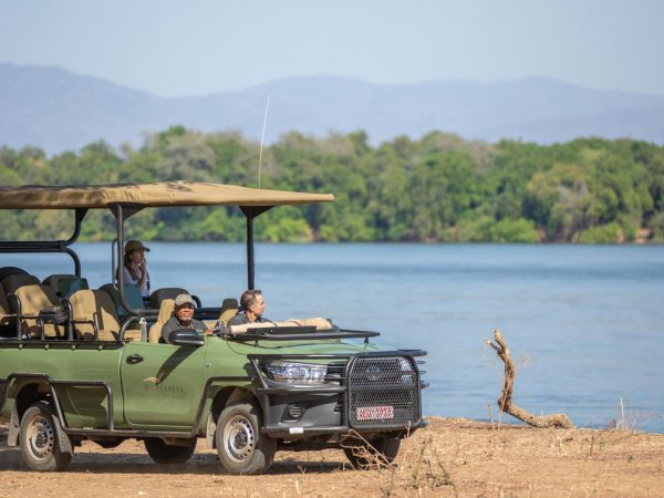 Chikwenya Camp Game Drives