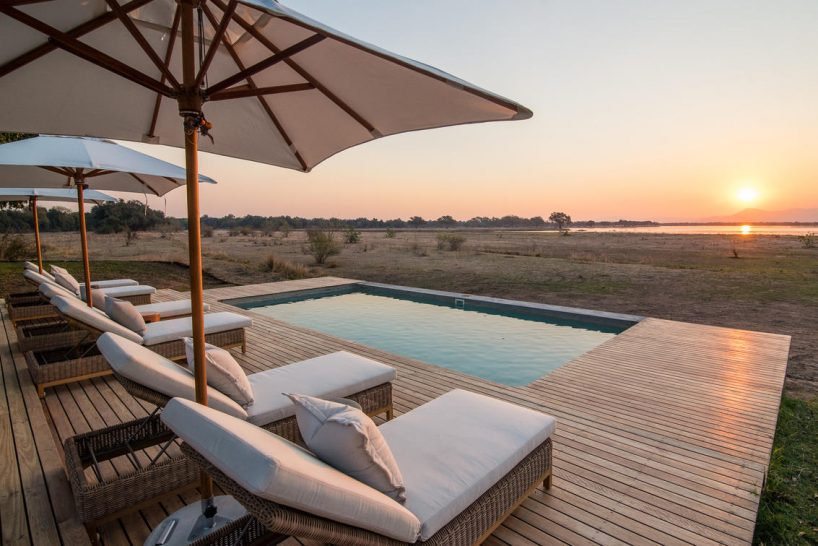 Chikwenya Camp, Mana Pools
