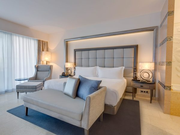 Conrad Algarve Deluxe King Room With Pool View