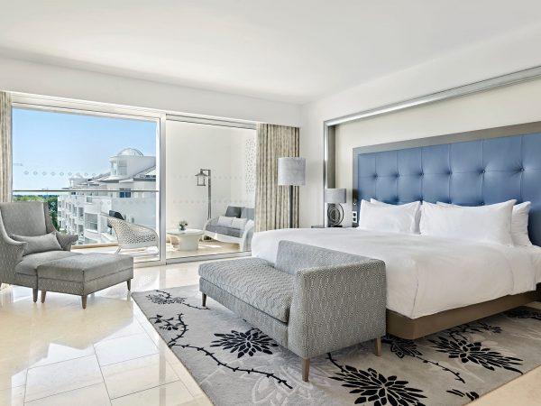 Conrad Algarve Deluxe Suite With Pool View