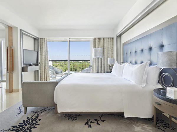 Conrad Algarve Deluxe Twin Room