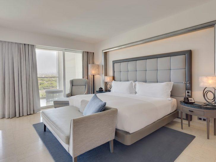 Conrad Algarve Grand Deluxe Room With Pool View