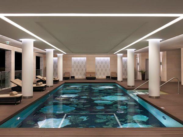 Conrad Algarve Indoor Pool