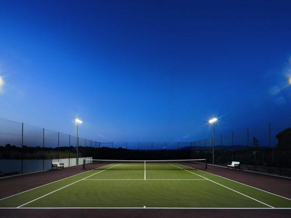 Conrad Algarve Tennis Court