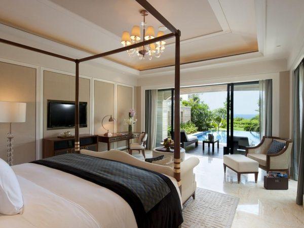 Conrad Sanya Haitang Bay Ocean Front Pool Villa
