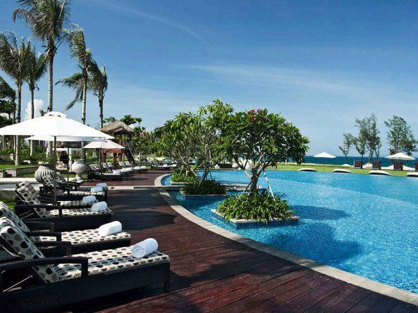 Conrad Sanya Haitang Bay Pool