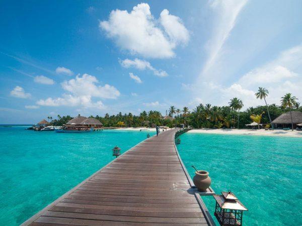Constance Halaveli Maldives Architecture